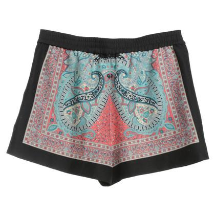 BCBG Max Azria Pantaloncini colorati