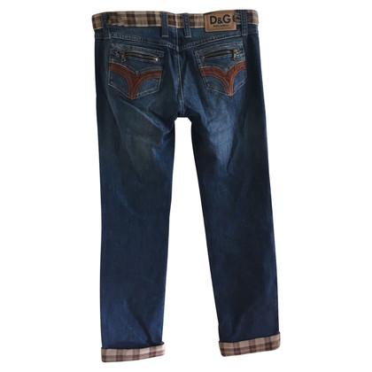 Dolce & Gabbana Boyfriend jeans