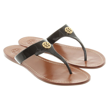 Tory Burch Tythes Renner in lakleer