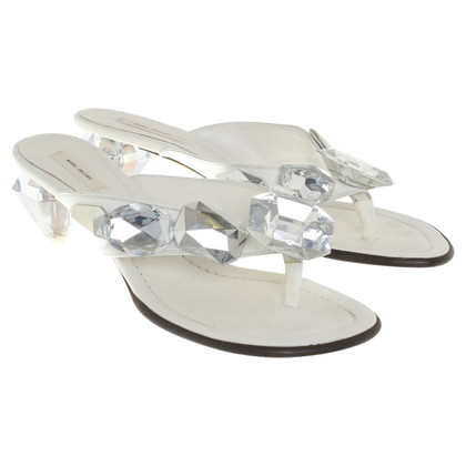 Marc Jacobs Sandals in White
