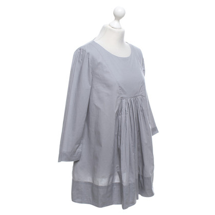 Cos Cotton blouse in grey
