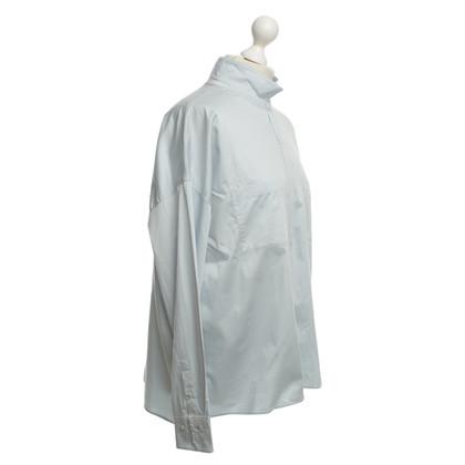 Drykorn Bluse in Hellblau