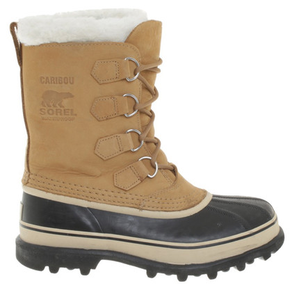 Sorel Winter boots from suede