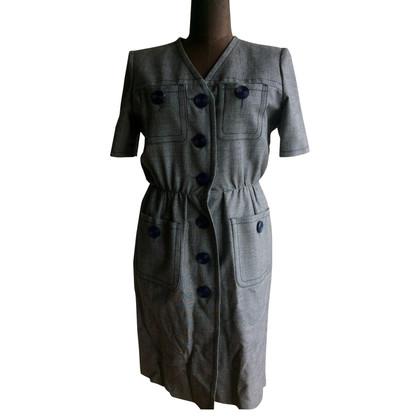 Yves Saint Laurent Kleid aus Wolle