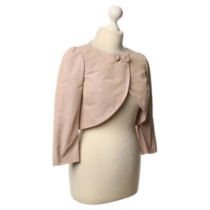 Max Mara Jacket in Rosé