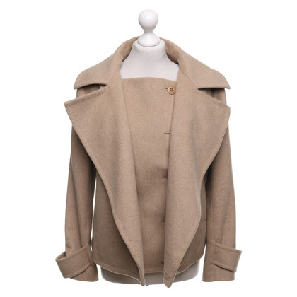 By Malene Birger Giacca oversize in beige