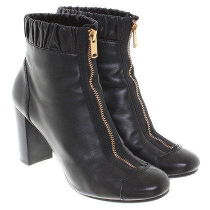 Marc by Marc Jacobs Ankle boots in black