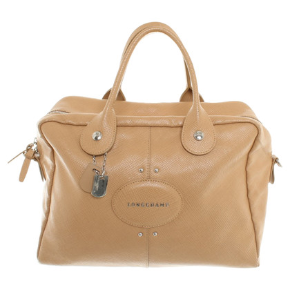 Longchamp Handtas in Ochre