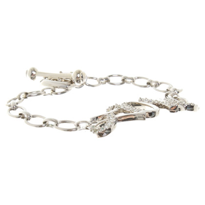 Swarovski Silver-colored bracelet