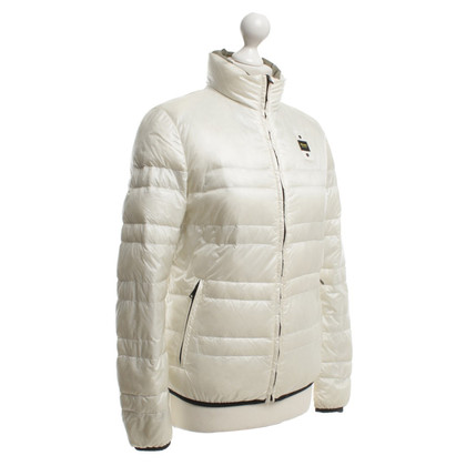 Blauer USA Quilted jacket for turning