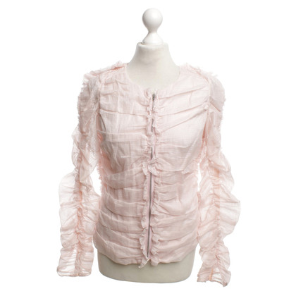 Isabel Marant Jacket with ruffles