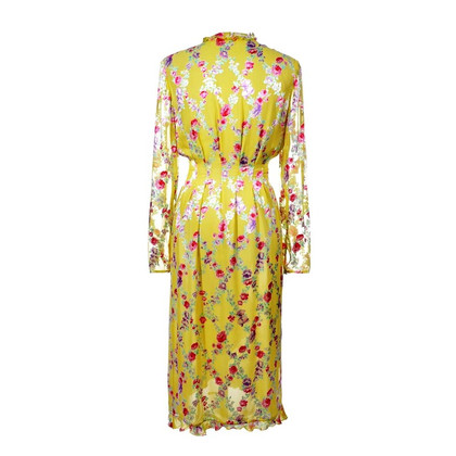 Emanuel Ungaro Silk wrap dress