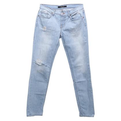 J Brand Katoenen jeans