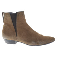 Isabel Marant Ankle boots in khaki