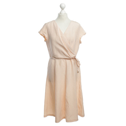 Max Mara Lachsfarbenes Kleid