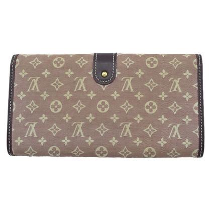 Louis Vuitton Portemonnaie Sarah Monogram Idylle Sepia