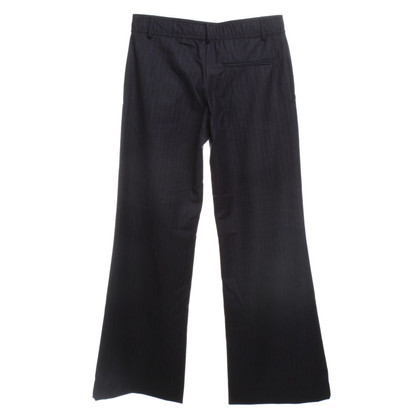 Marni Trousers with pinstripes