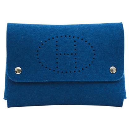 Hermès FELT BLUE NEW