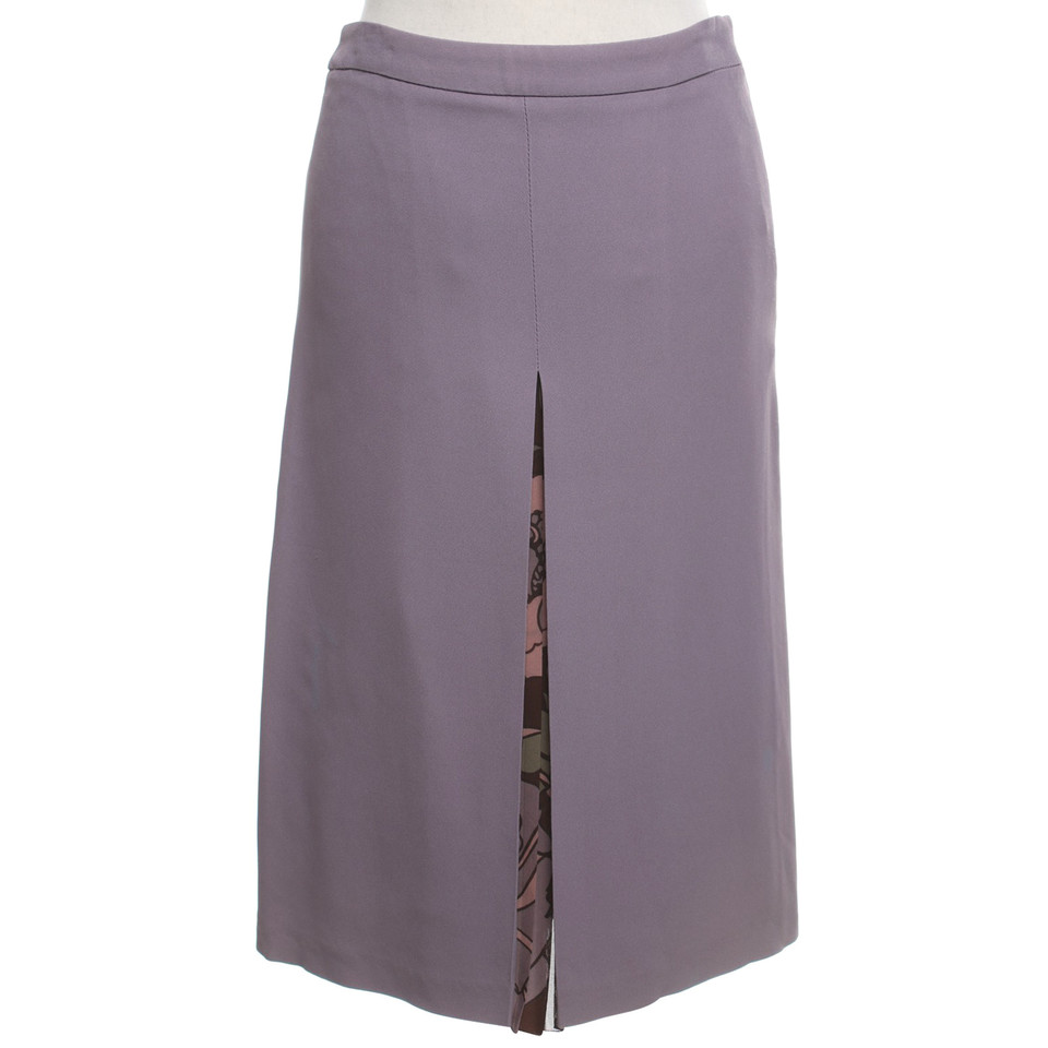 Red Valentino skirt in taupe