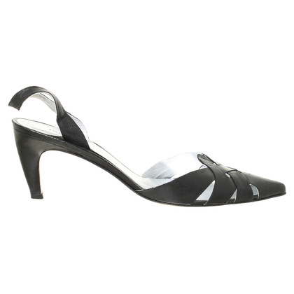 Paco Gil pumps in zwart