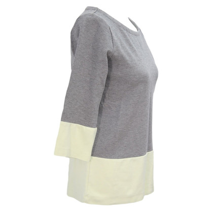 French Connection top with color blocking