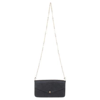 "Louis Vuitton ""Félicie clutch Monogram Empreinte"""