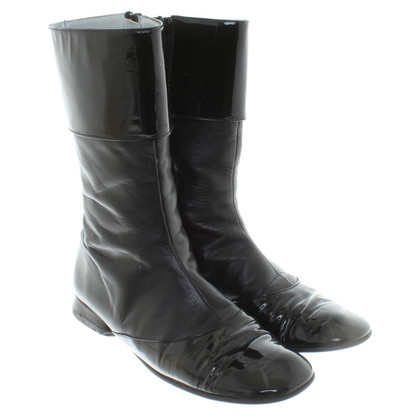 Jourdan Boots in black