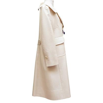 Chloé silk coat