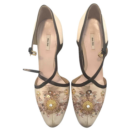 Miu Miu Silk shoes miu miu rare