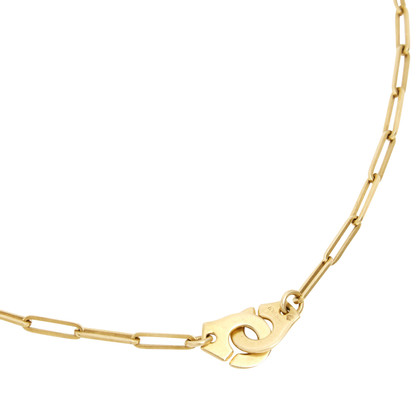 Other Designer Dinh Van - Yellow gold necklace