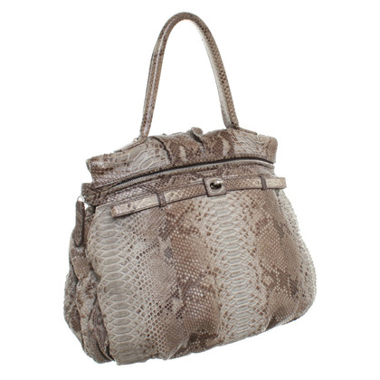 Zagliani Handbag in reptile look