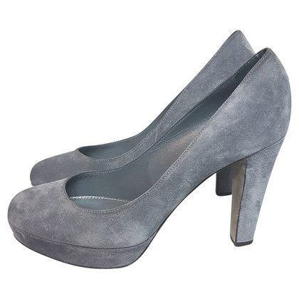 Sergio Rossi pumps in grey