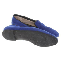 Tod's Ballerinas in blue