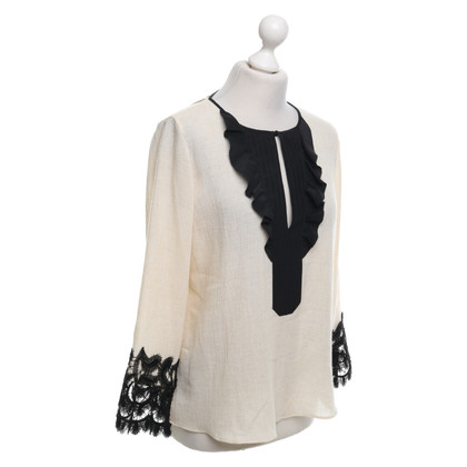 Dorothee Schumacher top with plastron