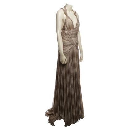 Herve Leger Evening dress with a subtle print