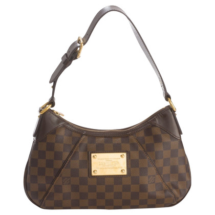 "Louis Vuitton ""Thames Damier Ebene Canvas"""