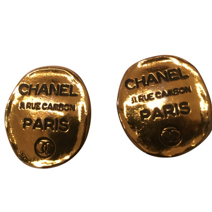 Chanel Chanel oorbellen