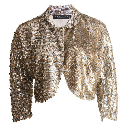 Twin-Set Simona Barbieri Shrug with sequins