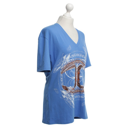 Just Cavalli T-shirt in Blue