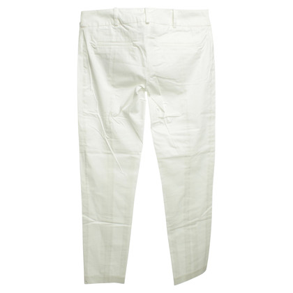 Patrizia Pepe Pantaloni in crema