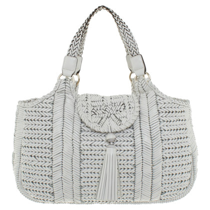 Anya Hindmarch Handbag in white