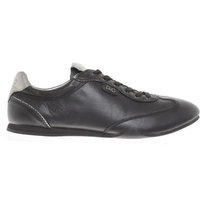 Dolce & Gabbana Sneakers in Black
