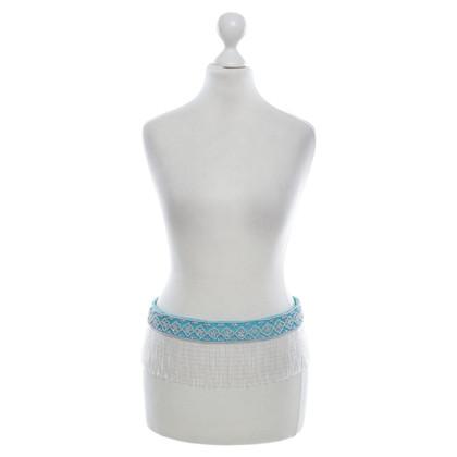 Dolce & Gabbana Gürtel mit Perlenbesatz