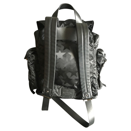 "Valentino ""Camo étoile Drawstring Backpack"""