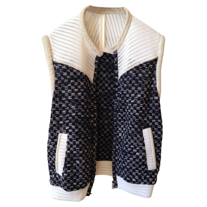 Iro Sleeveless jacket