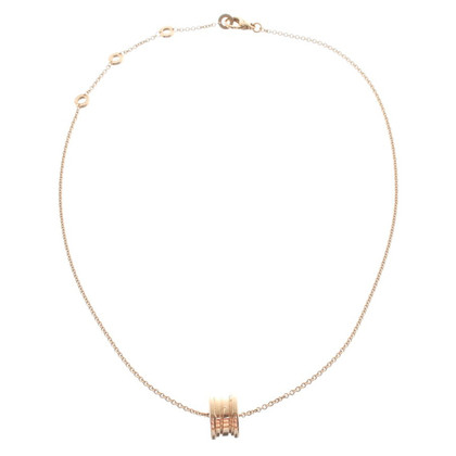 Bulgari Rosé gold chain