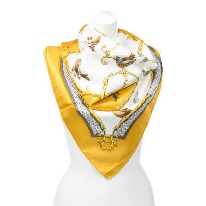 """Hermès Silk scarf """"La Cle Des Champs"""""""