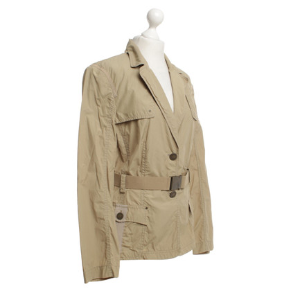 Laurèl Jacket in green khaki