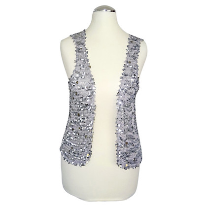 Reiss Waistcoat with sequins