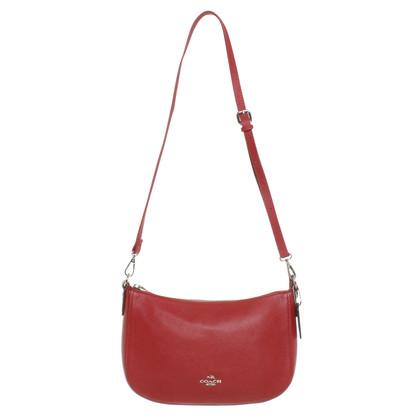 Coach Handbag in red